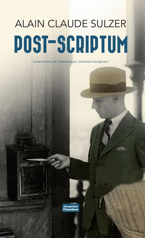 Post-scriptum - Paul-Alain Sulzer couverture