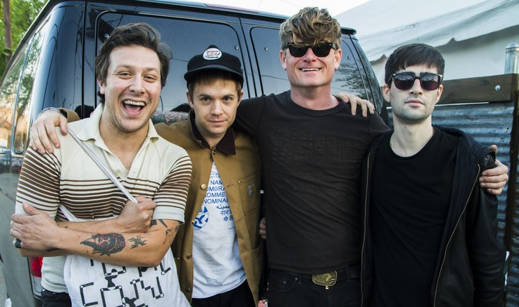Thee Oh Sees 2016