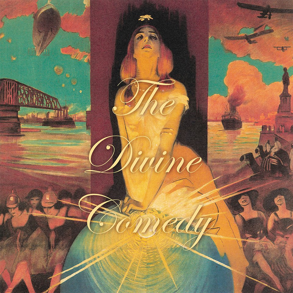 The Divine Comedy – Foreverland cover album 2016