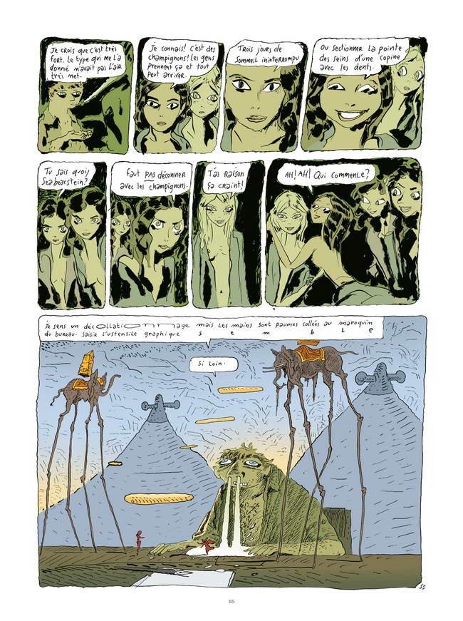 Fin de la parenthèse – Joann Sfar