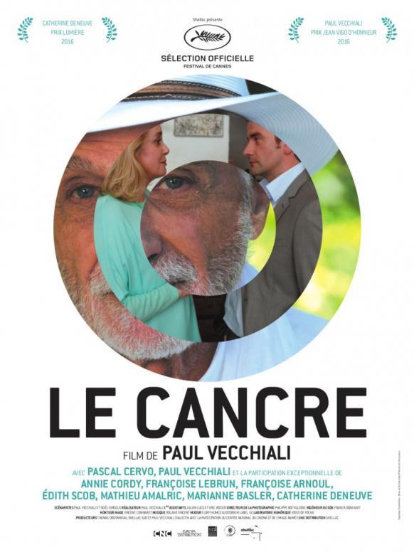 le cancre affiche du film de Paul Vecchiali