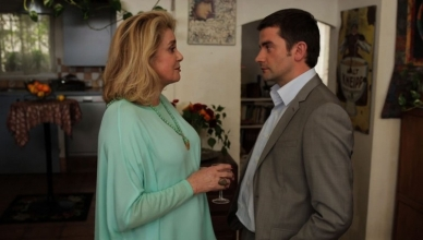 Le Cancre : Photo Catherine Deneuve, Pascal Cervo