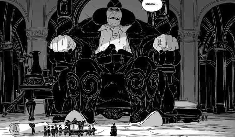 Les Ogres-Dieux t.2 : Demi Sang – Hubert & Bertrand Gatignol