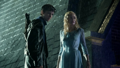 Miss Peregrine et les enfants particuliers : Photo Asa Butterfield
