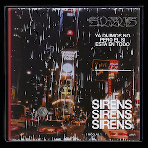 Sirens cover album