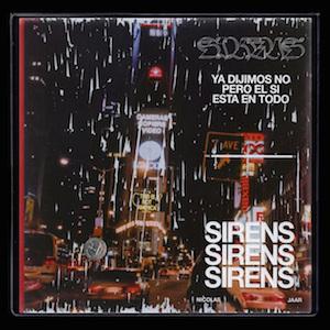 Sirens cover album