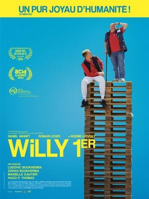 willy 1er affiche