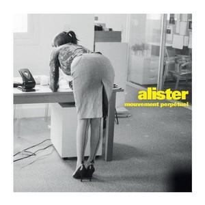 Alister – Mouvement perpétuel cover album