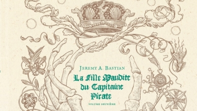 Jeremy A. Bastian – La fille maudite du capitaine pirate volume deuxième