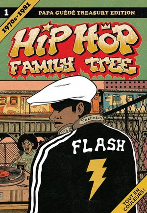hip-hop-family-tree-Hip-Hop Family Tree - Ed Piskor couverturecouv