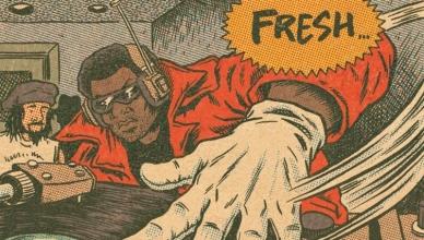 Hip-Hop Family Tree - Ed Piskor