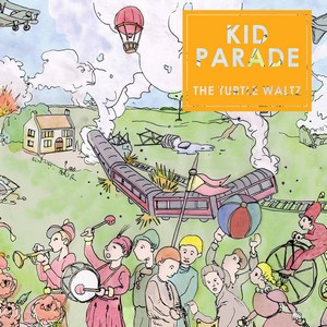 The Turtle Waltz - Kid Parade cover album