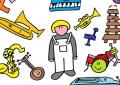 Kim musique du spectacle Planète Fanfare