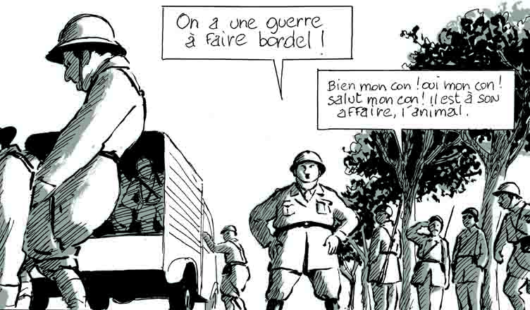 La Déconfiture, tome 1 – Pascal Rabaté