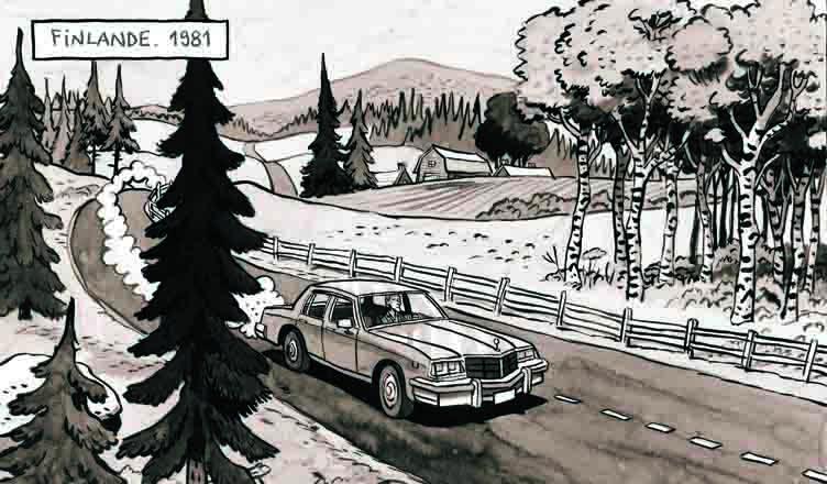 La Forêt des renards pendus – Nicolas Dumontheuil