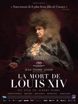 La mort de Louis XIV affiche du film - 2016