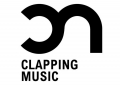 clapping music logo