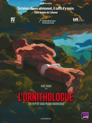 L'Ornithologue : affiche Copyright Epicentre Films