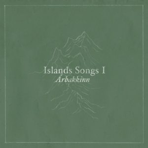 Olafur Arnalds – Island Songs cover album 2016