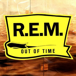 R.E.M. Out Of Time cover 1991