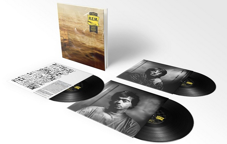R.E.M. Out Of Time 25 anniversary vinyles