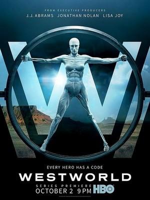 westworld saison1 affiche