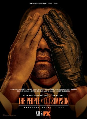 American Crime Story - The People v. O.J Simpson  affiche