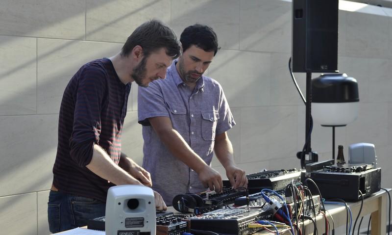 Christophe Biache et Samuel Ricciuti