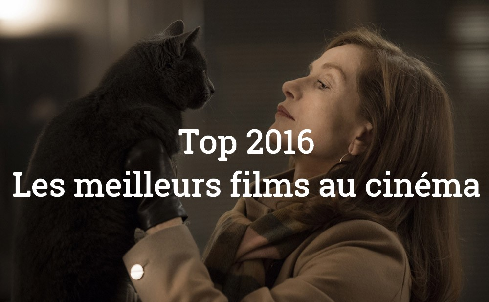Elle - Ilsabelel Huppert top films 2016