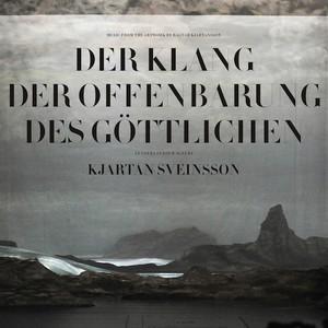 Kjartan Sveinsson - Der Klang der Offenbarung des Göttlichen cover album 2016
