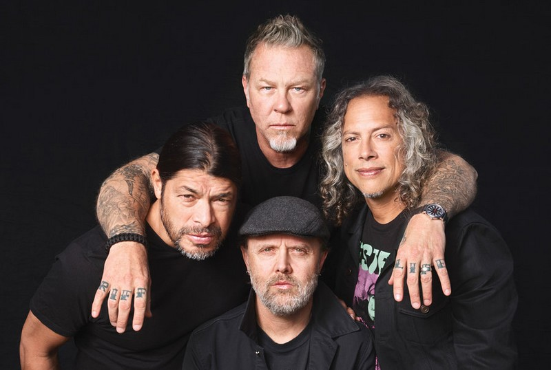 Metallica photo 2016