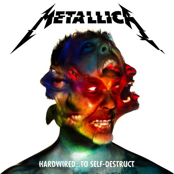 cover album Metallica – Hardwired…To Self-Destruct 2016