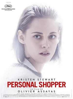 Personal shopper - affiche du film