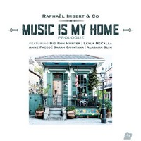 Rafael Imbert & Co – Music Is My Home