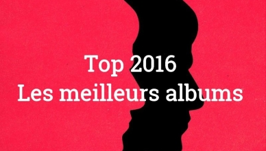 top albums 2016 - Chevalrex