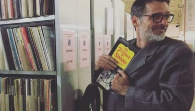 Rubin Steiner, invité de Matthieu Conquet dans Continent Vinyles