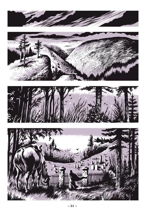 Dans les pins - 5 ballades meurtrières – Erik Kriek