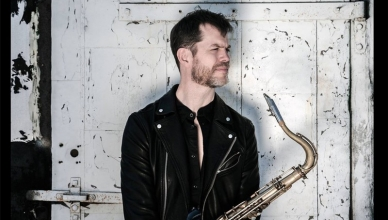 Donny McCaslin - Beyond Now cover album