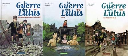La Guerre des Lulus – Régis Hautière & Hardoc
