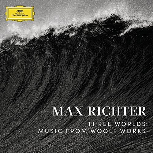 Richter: Three Worlds: Music From Woolf Works cover album 2017