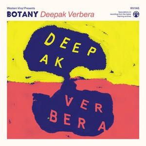 botany Deepak Verbera cover album 2016