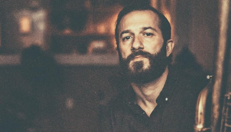 colin stetson Photo by​ Brantley Gutierrez