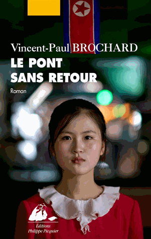 Le pont sans retour – Vincent-Paul Brochard couverture
