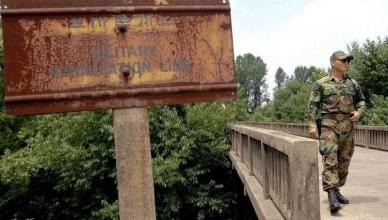 Le pont sans retour corée