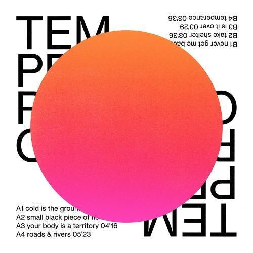 temperance cover album