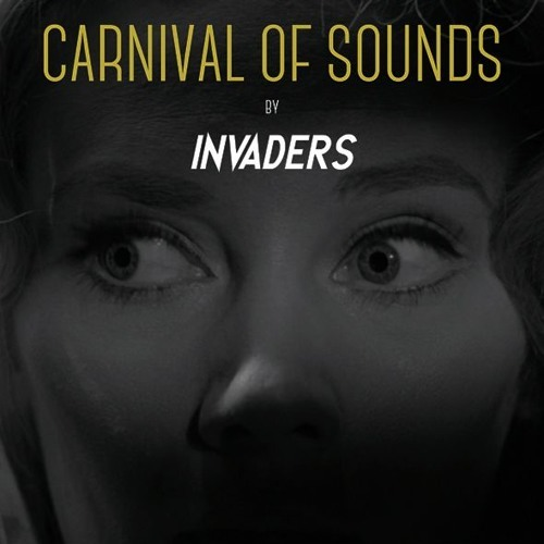 Invaders – Carnival of Sounds cover album