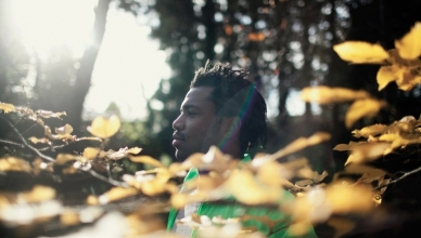 Sampha photo LEONIE HAMPTON