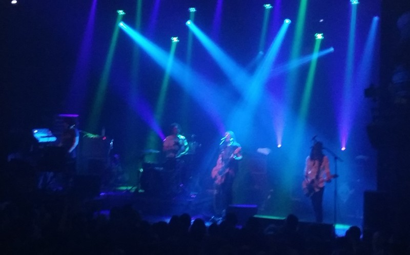 The Dandy Warhols a la cigale