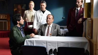 L'autre côté de l'espoir - Ari Kaurismäki photot du film