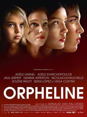 Orpheline : Affiche